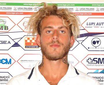 Il difensore Francesco Colombini ha firmato con il Messina