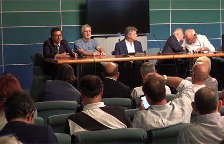 Conferenza stampa di presentazione del Messina