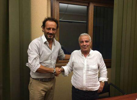 Fabrizio Ferrigno è il direttore sportivo dell'Acr Messina