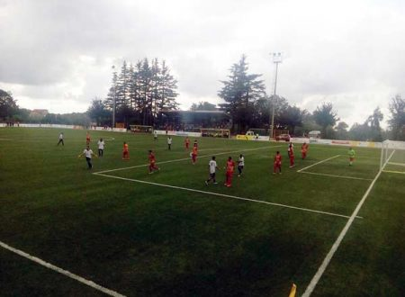 Cittanovese-Messina 1-0, terza sconfitta consecutiva