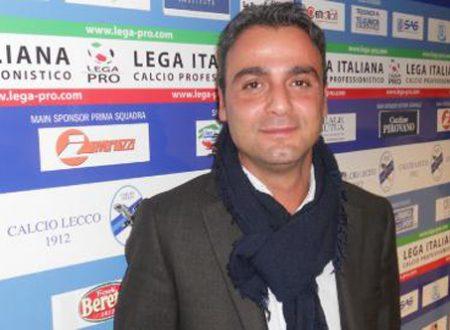 Francesco Lamazza è in nuovo direttore sportivo del Messina