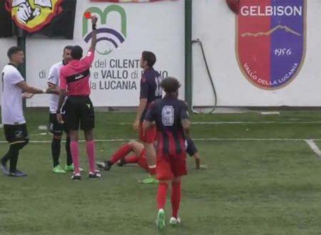 Il giudice sportivo ha squalificato per due giornate l'allenatore Venuto e il calciatore Ragosta