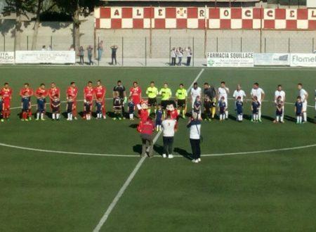 Roccella-Messina 1-0, esordio negativo per mister Modica