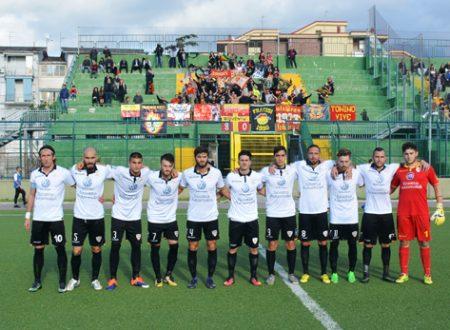 Ercolanese-Messina 1-1, tante recriminazioni per i peloritani