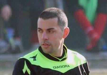 Simone Galipò di Firenze arbitrerà Ercolanese-Messina