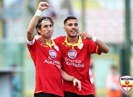 Seconda vittoria consecutiva per il Messina