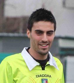 Michele Delrio di Reggio Emilia arbitrerà Messina-Ebolitana