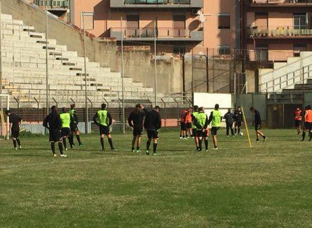 I 21 calciatori del Messina convocati per la partita contro l'Ebolitana