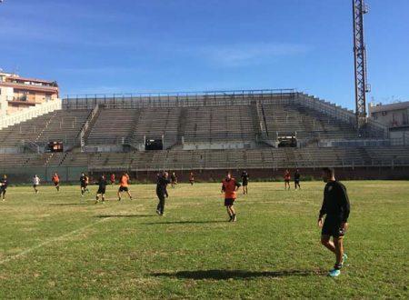 I calciatori convocati per Palmese-Messina