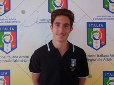 Andrea Bianchini di Perugia arbitrerà Messina-Isola Capo Rizzuto