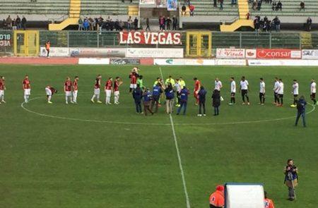 Nocerina-Messina 2-2, buon pareggio per la squadra peloritana – VIDEO