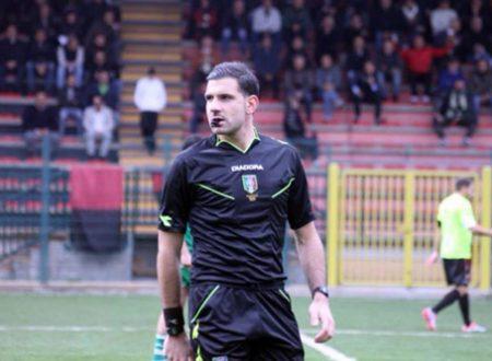 Matteo Centi di Viterbo arbitrerà Nocerina-Messina