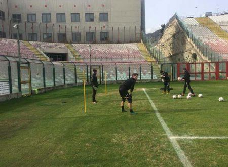 I calciatori del Messina convocati per la partita contro la Cittanovese