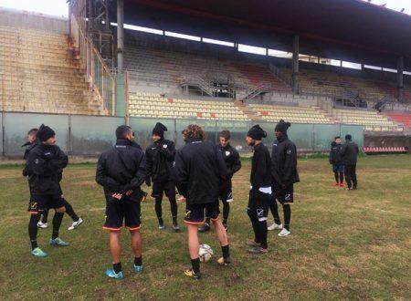 I calciatori del Messina convocati per il match contro la Nocerina