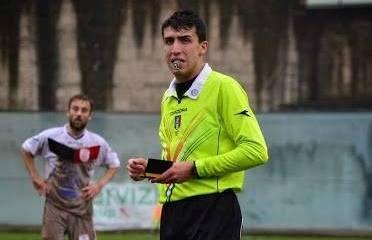 Mario Davide Arace di Lugo di Romagna arbitrerà Troina-Messina