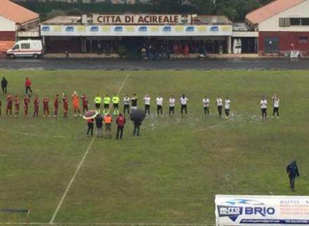 Il Messina perde ad Acireale e si allontana dalla zona play-off