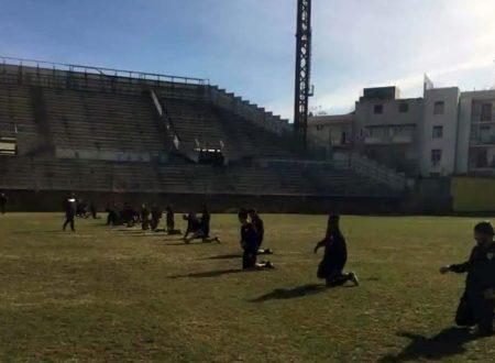 I calciatori del Messina convocati per l'incontro con il Roccella