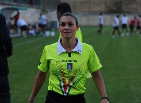 Valentina Finzi di Foligno arbitrerà Messina-Roccella