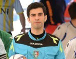 Pierpaolo Loffredo di Torino arbitrerà Vibonese-Messina