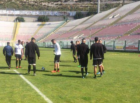 I calciatori convocati da mister Modica per il match con l'Ebolitana